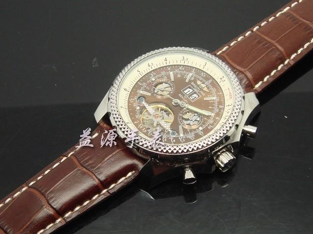 Breitling Watch  00567 Men's All-steel Wristwatches