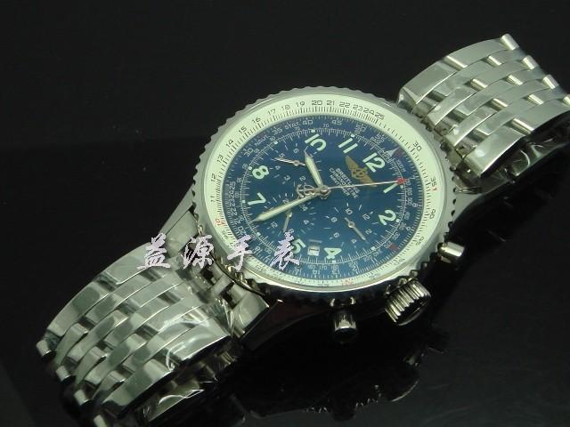 Breitling Watch  00573 Men's All-steel Wristwatches