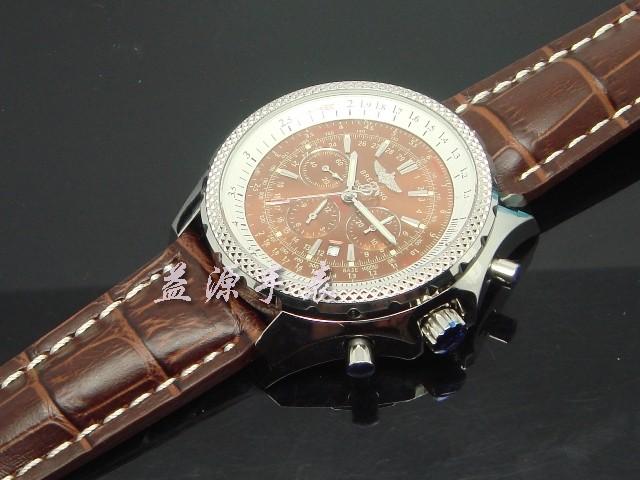 Breitling Watch  00578 Men's All-steel Wristwatches