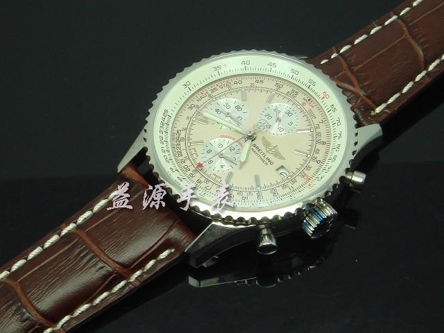 Breitling Watch  00580 Men's All-steel Wristwatches