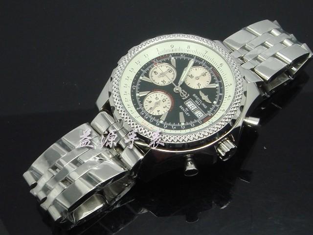 Breitling Watch  00590 Men's All-steel Wristwatches