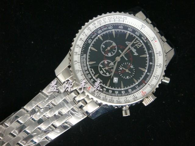 Breitling Watch  00591 Men's All-steel Wristwatches