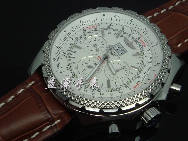 Breitling Watch  00601 Men's All-steel Wristwatches