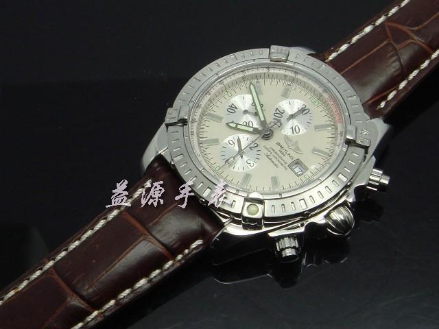 Breitling Watch  00605 Men's All-steel Wristwatches