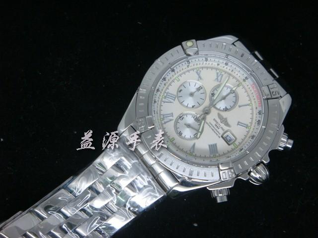 Breitling Watch  00613 Men's All-steel Wristwatches