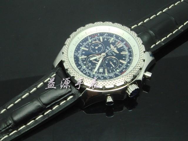 Breitling Watch  00616 Men's All-steel Wristwatches