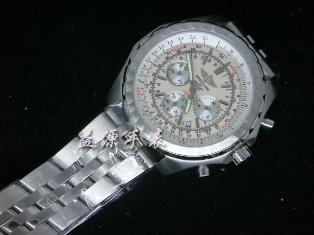 Breitling Watch  00618 Men's All-steel Wristwatches