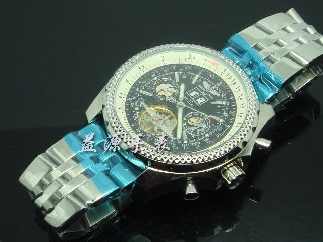 Breitling Watch  00620 Men's All-steel Wristwatches