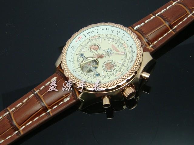 Breitling Watch  00623 Men's All-steel Wristwatches