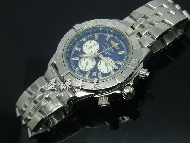 Breitling Watch  00632 Men's All-steel Wristwatches