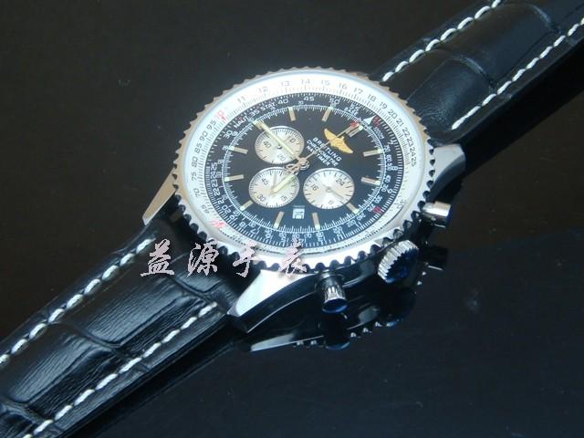 Breitling Watch 00646 Men's All-steel Wristwatches