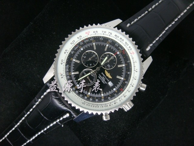 Breitling Watch 00649 Men's All-steel Wristwatches