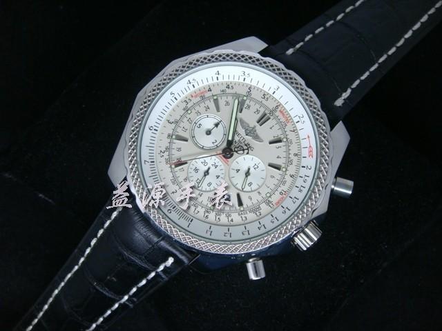 Breitling Watch 00660 Men's All-steel Wristwatches