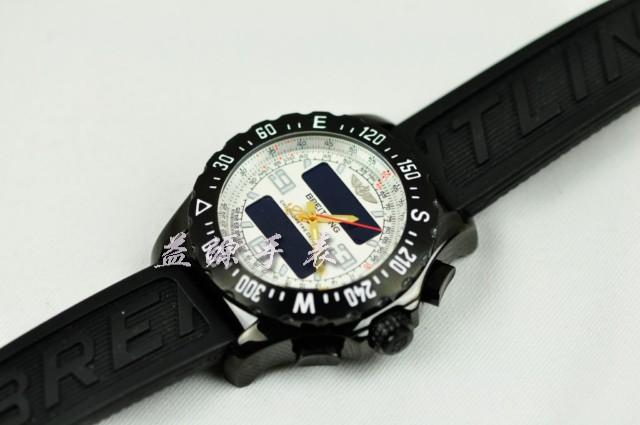 Breitling Watch 00663 Men's All-steel Wristwatches
