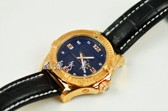 Breitling Watch 00667 Men's All-steel Wristwatches