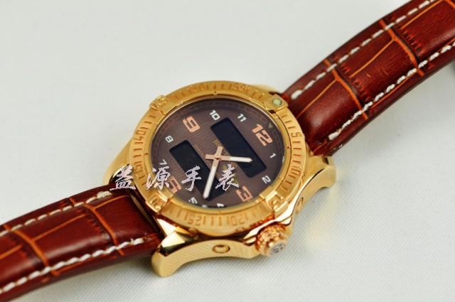 Breitling Watch 00668 Men's All-steel Wristwatches