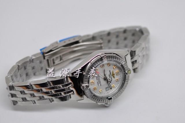 Breitling Watch 00671 Men's All-steel Wristwatches