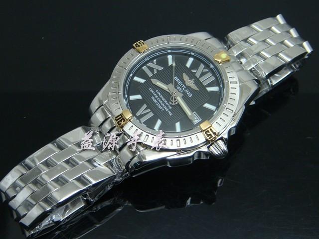 Breitling Watch 00674 Men's All-steel Wristwatches