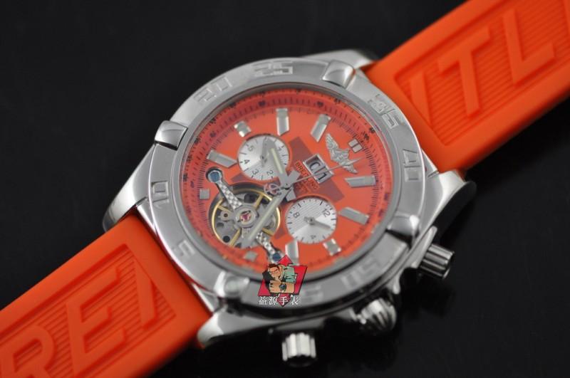 Breitling Watch 00679 Men's All-steel Wristwatches