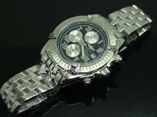 Breitling Watch 00685 Men's All-steel Wristwatches