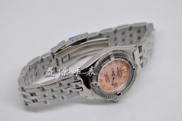 Breitling Watch 00687 Men's All-steel Wristwatches
