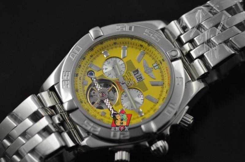 Breitling Watch 00700 Men's All-steel Wristwatches