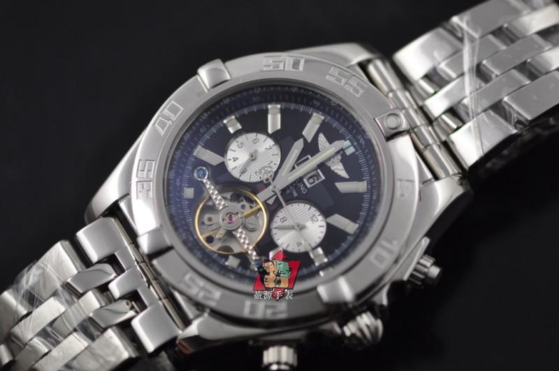 Breitling Watch 00701 Men's All-steel Wristwatches