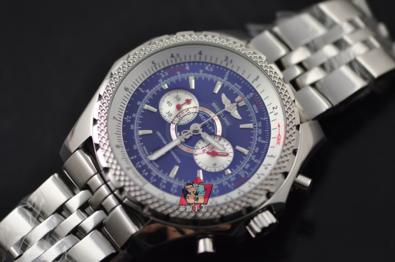 Breitling Watch 00704 Men's All-steel Wristwatches