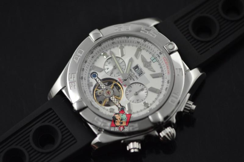 Breitling Watch 00710 Men's All-steel Wristwatches