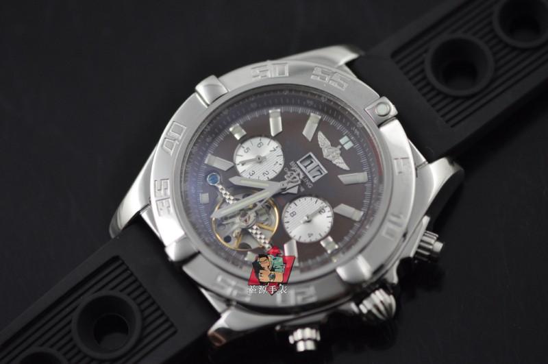 Breitling Watch 00712 Men's All-steel Wristwatches