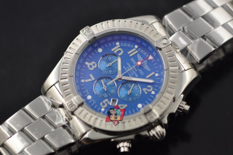 Breitling Watch 00731 Men's All-steel Wristwatches