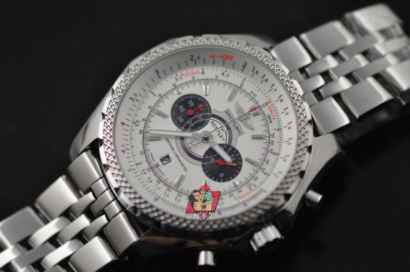 Breitling Watch 00738 Men's All-steel Wristwatches