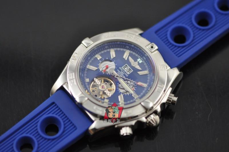 Breitling Watch 00742 Men's All-steel Wristwatches