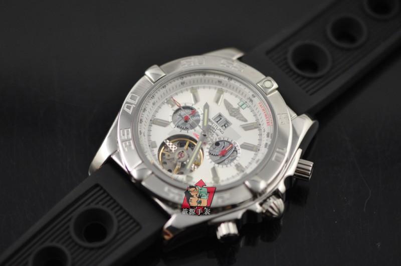 Breitling Watch 00743 Men's All-steel Wristwatches