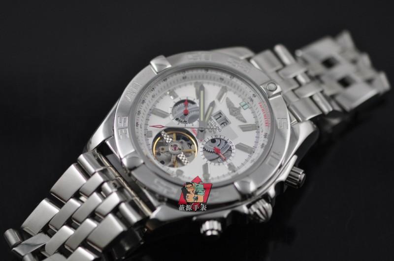 Breitling Watch 00747 Men's All-steel Wristwatches