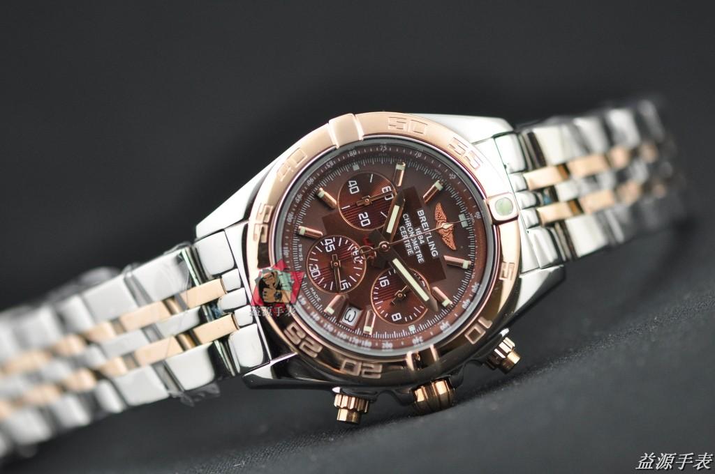 Breitling Watch 00752 Men's All-steel Wristwatches
