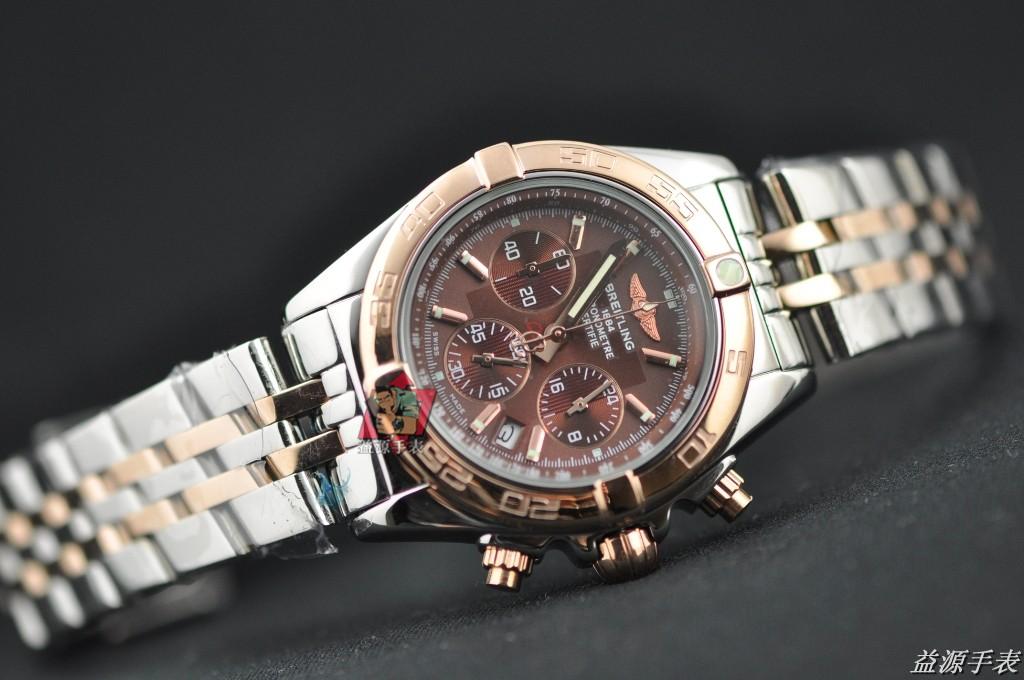 Breitling Watch 00754 Men's All-steel Wristwatches