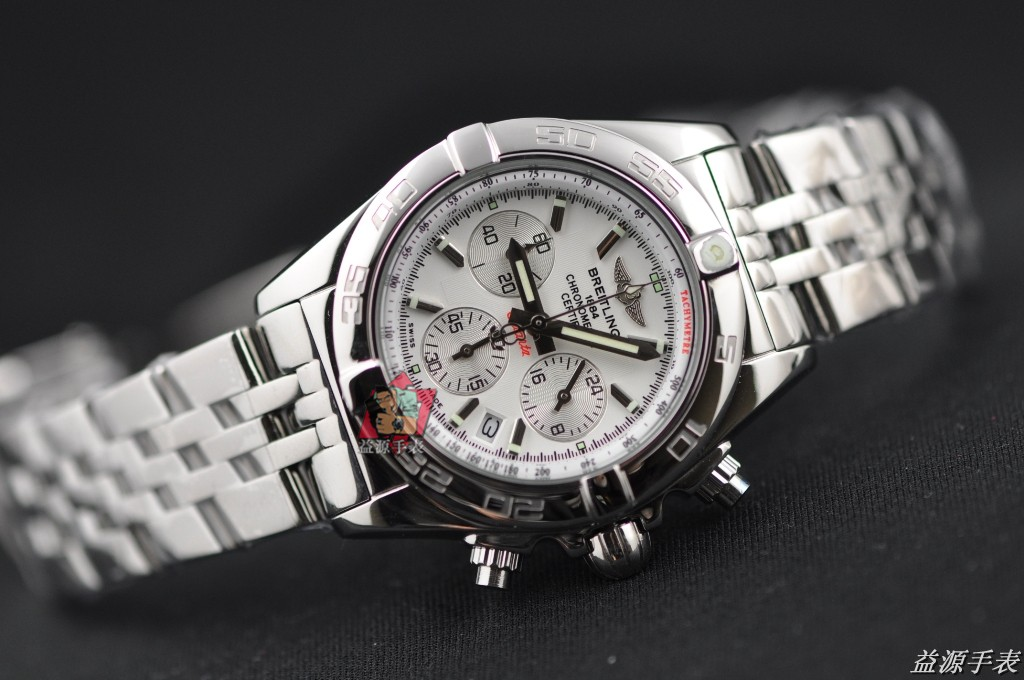 Breitling Watch 00755 Men's All-steel Wristwatches