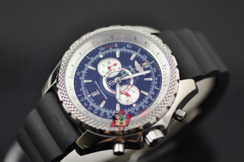 Breitling Watch 00758 Men's All-steel Wristwatches