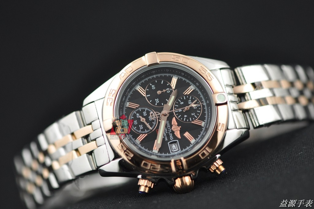Breitling Watch 00777 Men's All-steel Wristwatches