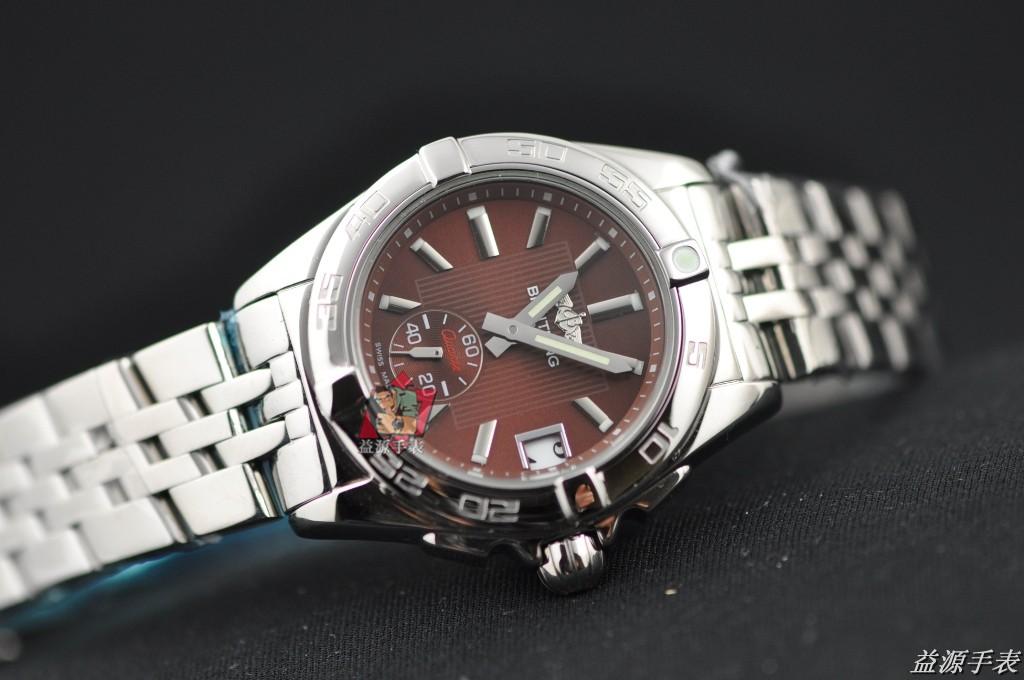 Breitling Watch 00786 Men's All-steel Wristwatches