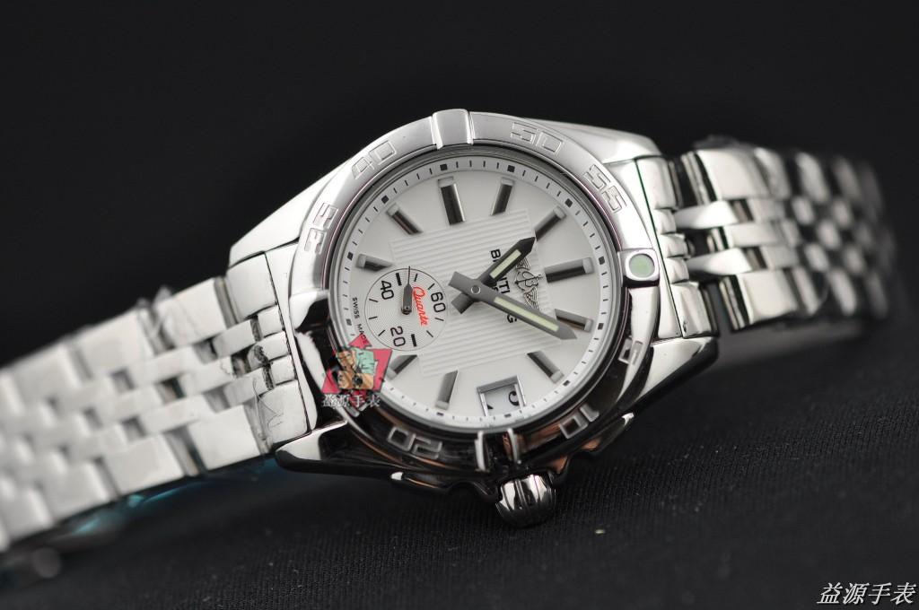 Breitling Watch 00787 Men's All-steel Wristwatches