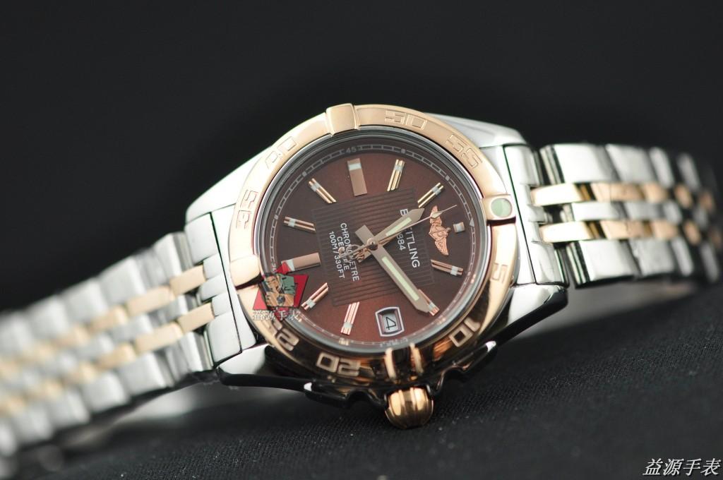 Breitling Watch 00797 Men's All-steel Wristwatches