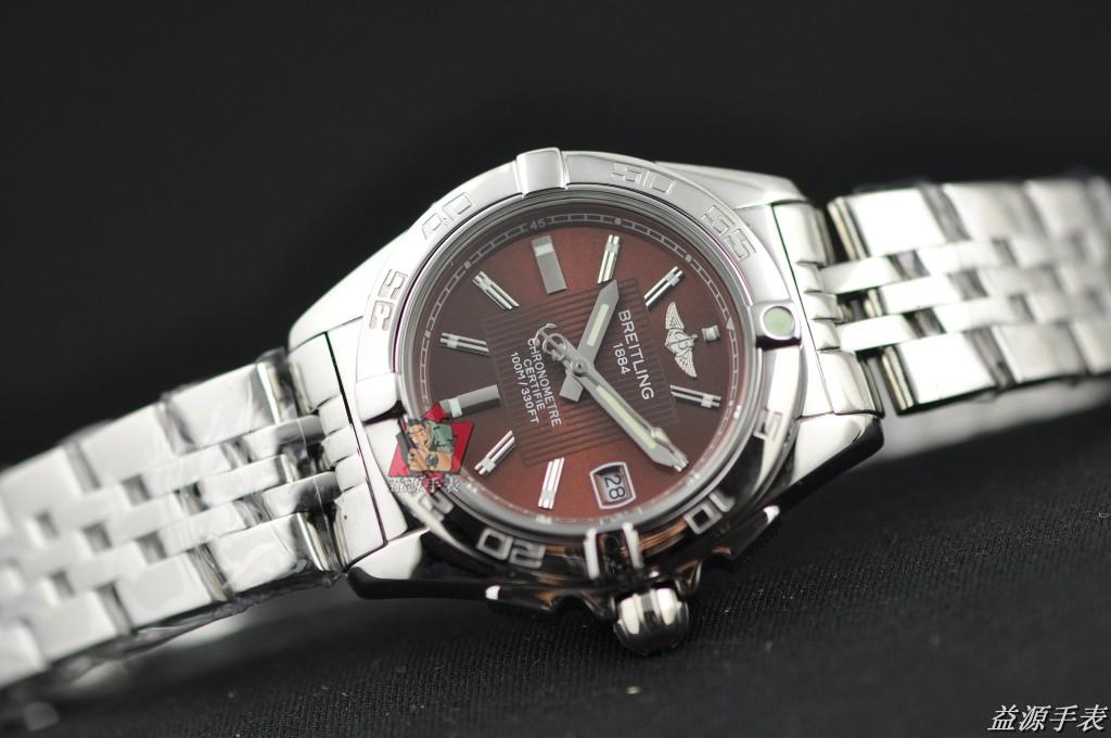 Breitling Watch 00818 Men's All-steel Wristwatches