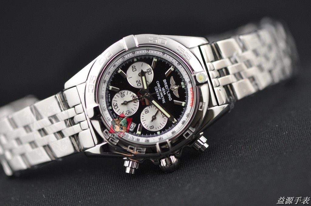 Breitling Watch 00827 Men's All-steel Wristwatches