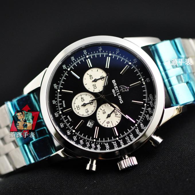 Breitling Watch 00843 Men's All-steel Wristwatches