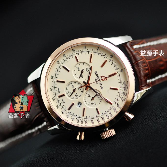 Breitling Watch 00846 Men's All-steel Wristwatches