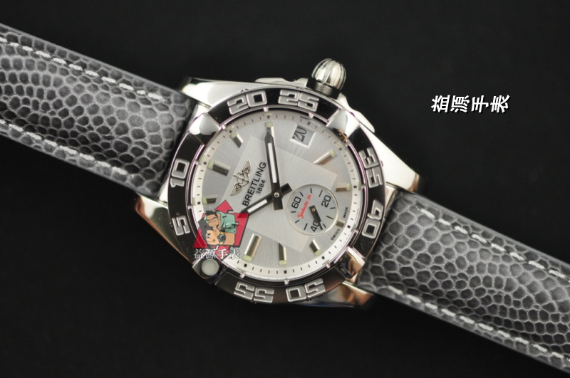 Breitling Watch 00866 Men's All-steel Wristwatches