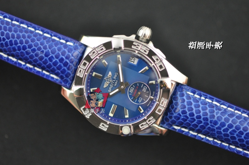 Breitling Watch 00876 Men's All-steel Wristwatches