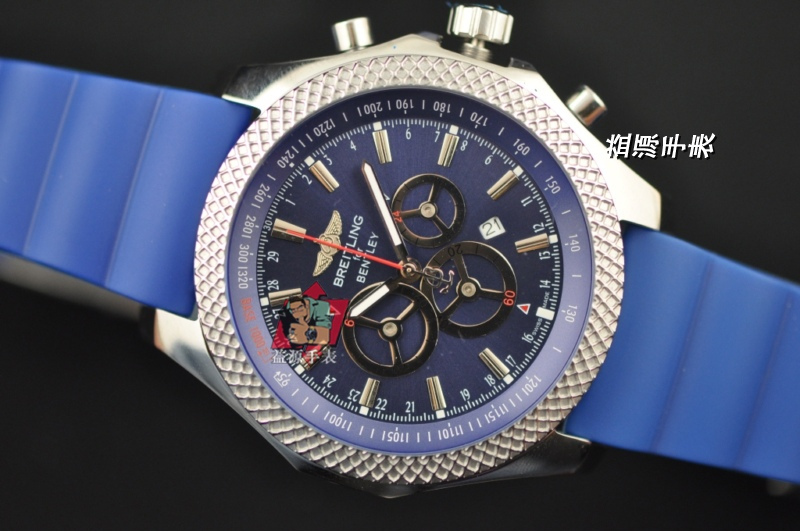 Breitling Watch 00896 Men's All-steel Wristwatches